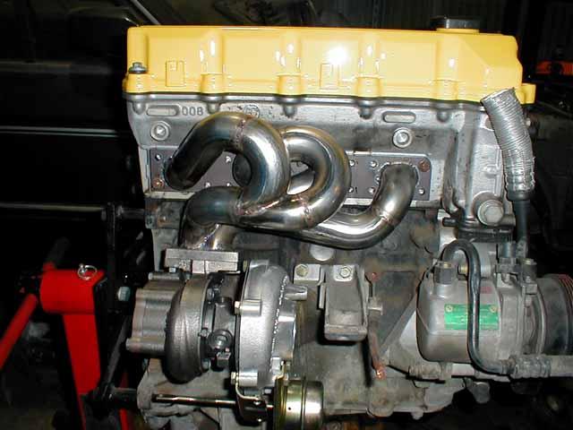 Making Of Z3 M44 Turbo