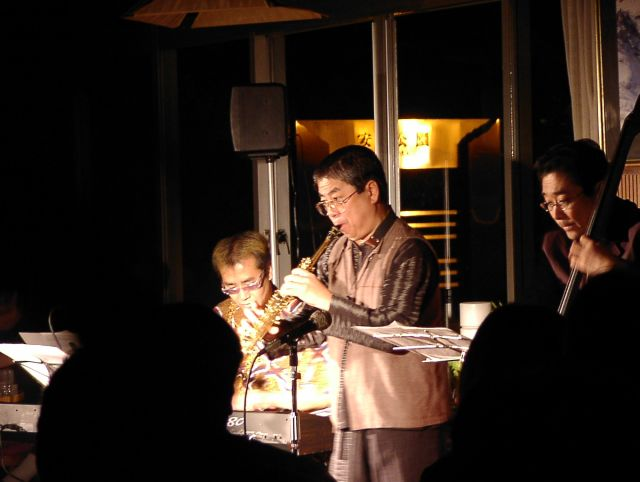 Kenji Mori Quartet Firebird